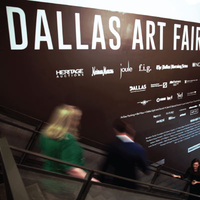 About the Dallas Art Fair