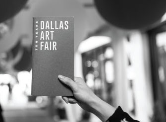 Program and Ticket Information for the Dallas Art Fair